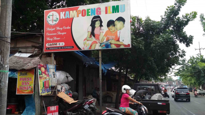 Sentra Buku Kampoeng Ilmu Surabaya