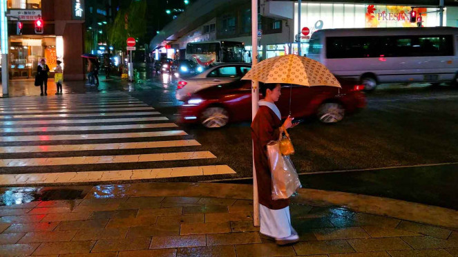Warna-Warni di Tokyo Jepang