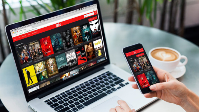 Iflix, layanan Subscription Video on Demand (SVoD)