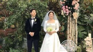 Pernikahan Song Joong Ki dan Song Hye Kyo,