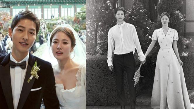 Song Joong Ki, Song Hye Kyo.