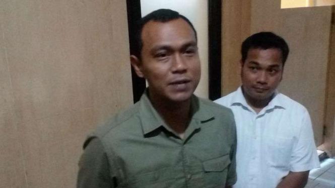 Kapolres Tanjung Priok, Ajun Komisaris Besar Polisi Putu Kholis Aryana.