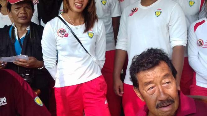 Ketua Umum Persatuan Atletik Seluruh Indonesia (PASI), Mohamad Bob Hasan