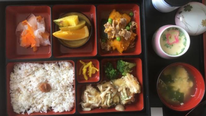Bukannya Bosan Makanan Di Rs Jepang Malah Bikin Ngiler