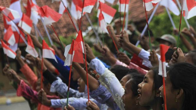 Ragam Perayaan Menyambut Hari Pahlawan