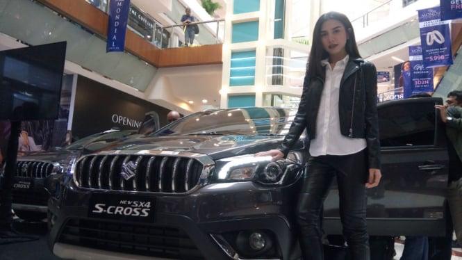Peluncuran New Suzuki SX4 S-Cross di Jakarta Selatan.