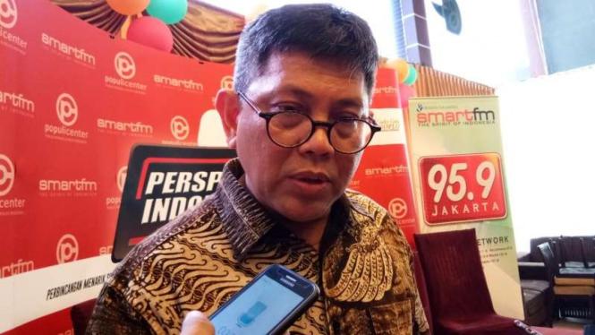 Wakil Ketua Pansus Hak Angket KPK, Taufiqulhadi