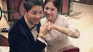 Song Hye Kyo dan Song Joong Ki.