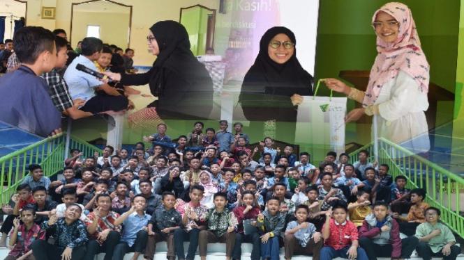 Kegiatan Ruang Inspirasi di SMART Ekselensia Indonesia