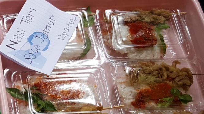 Nasi Ikan Teri Jajanan Favorit Anak Anak Sd Yogyakarta