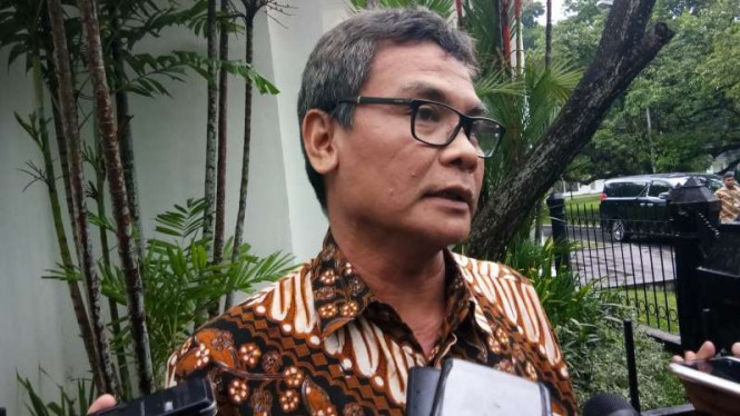 Anggota DPR RI dari PDIP Johan Budi Sapto Pribowo.