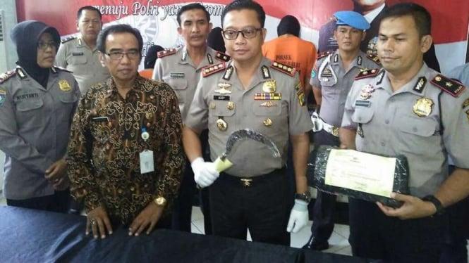 Kepala Bagian Penerangan Umum Divisi Humas Polri, Kombes Asep Adi Saputra.