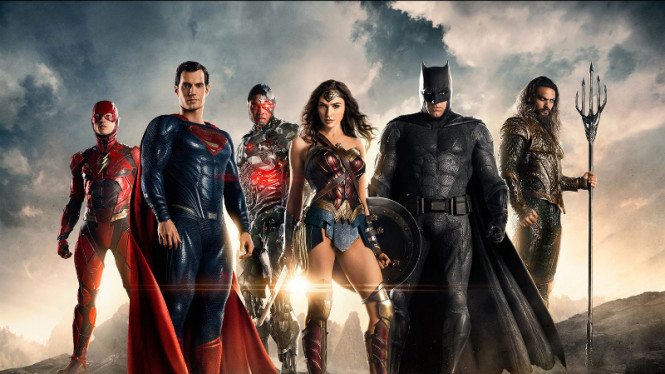Justice League.