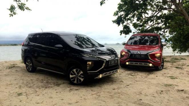 Touring Mitsubishi Xpander Jakarta-Malang.