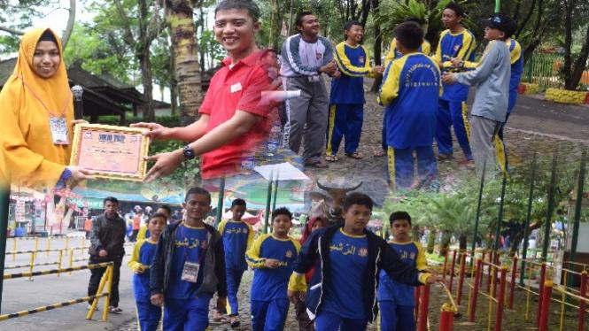 Amazing Race Leader Camp