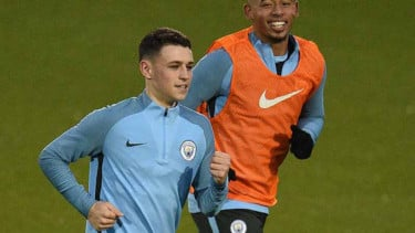 Pemain muda Manchester City, Phil Foden