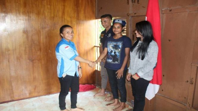 Pemilihan Ketua GMKI Komisariat Ebenheser UIT, Makassar.