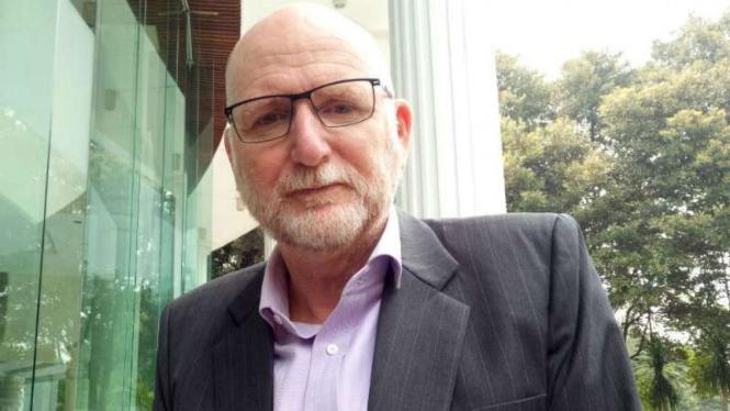 Dubes Australia Paul Grigson berpamitan