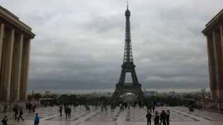 Menara Eiffel Paris Prancis