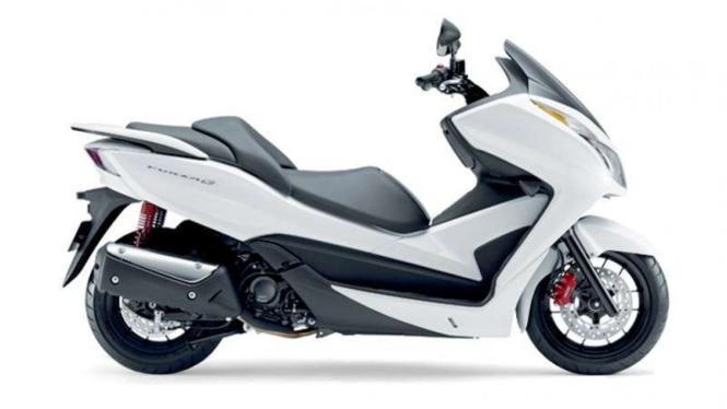 Honda Forza Si