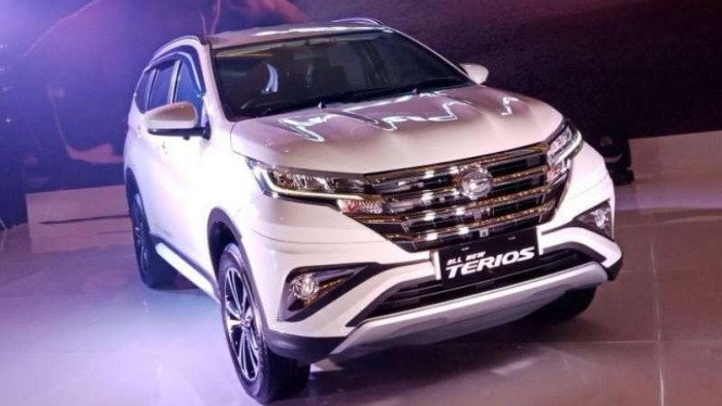 Peluncuran All New Terios