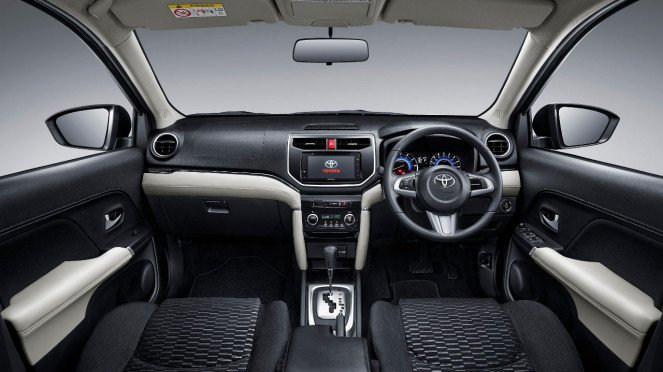 Interior All New Toyota Rush.
