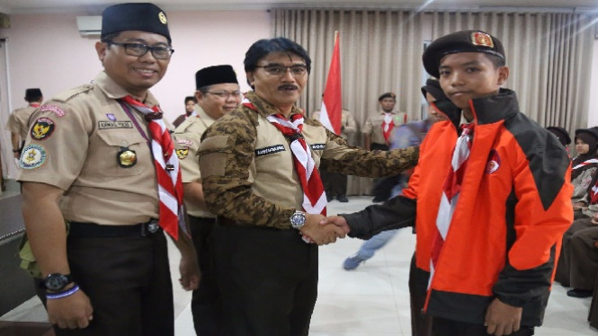 Indonesia Kirim 134 Pramuka Ikuti Jambore ASEAN di Filipina.