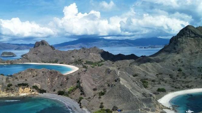 Pulau Padar Labuan Bajo NTT