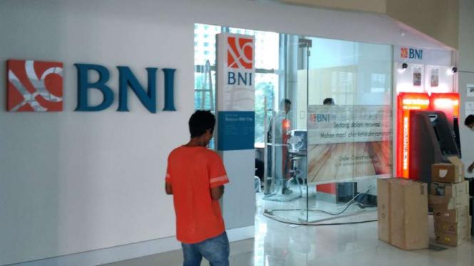 Kantor BNI.