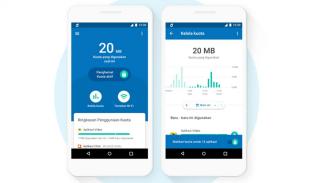 Datally, aplikasi hemat kuota dari Google