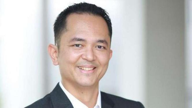 Direktur Utama Microsoft Indonesia, Haris Izmee.