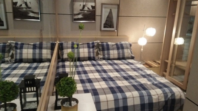 Ide Desain Interior Apartemen Mini Ukuran 19 Meter