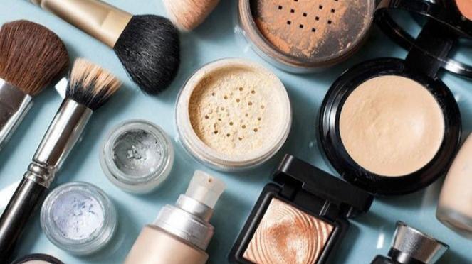 Ilustrasi produk kosmetik.
