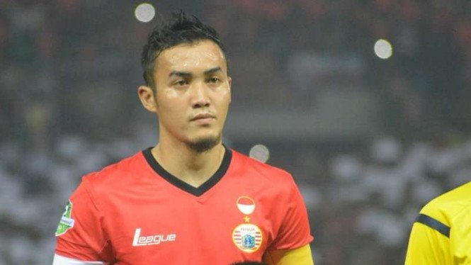 Pemain belakang Persija Jakarta, Gunawan Dwi Cahyo