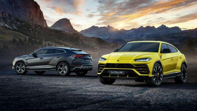 Terungkap Kapan Suv Terkencang Lamborghini Urus Meluncur Di
