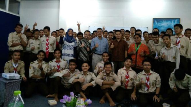 Kelas Inspirasi SMART Ekselensia Indonesia.