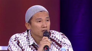 """Felix Siauw di acara talkshow Indonesia Lawyers Club bertajuk """"212: Perlukah Reuni?"""""""