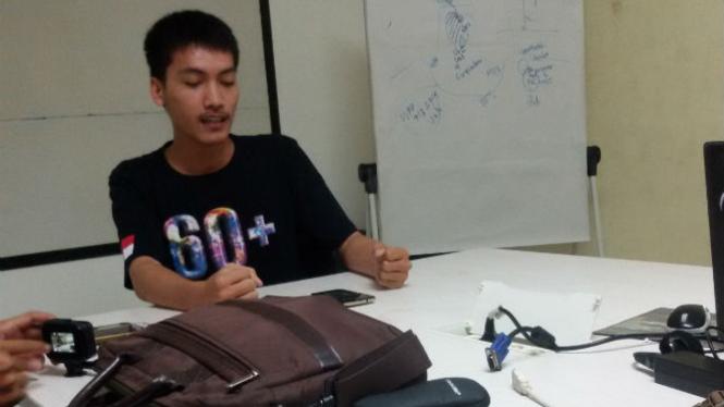Koordinator Kota Komunitas 60+ Earth Hour Denpasar.