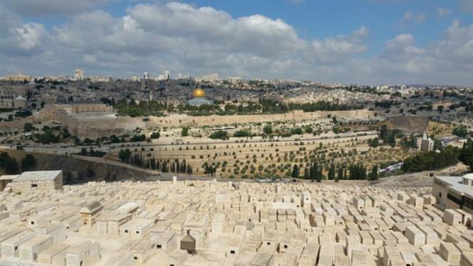 Wisata sejarah di Yerusalem