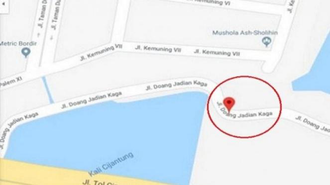 Jalan Doang Jadian Kaga.