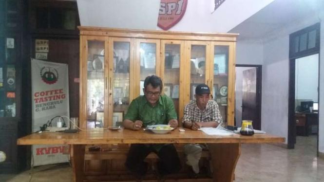 SPI bacakan hasil temuan kasus konflik agraria melibatkan petani.