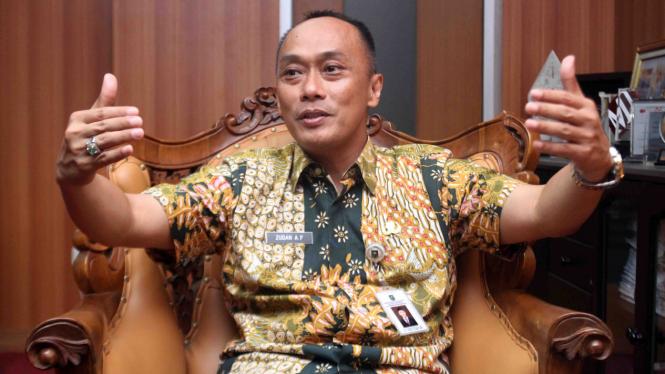 Dirjen Dukcapil Kemendagri Zudan Arif Fakhrulloh