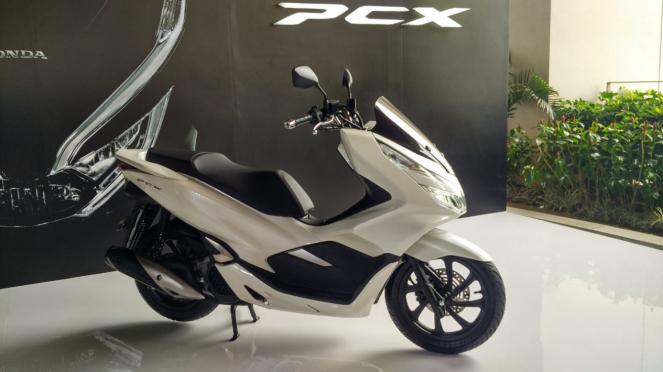 Honda PCX 150 edisi 2018.