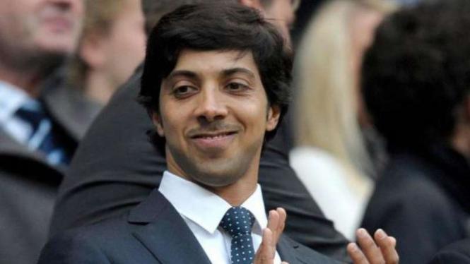 Pemilik Manchester City, Sheikh Mansour