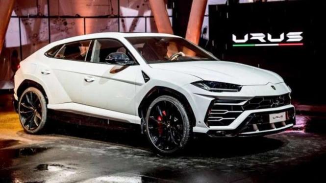 Lamborghini Urus Mendarat Di Tanah Air Mau Tahu Harganya Viva