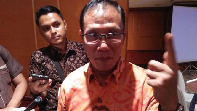 Kepala BPS Kecuk Suharyanto.