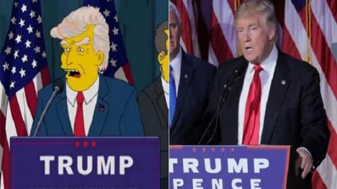 Ramalan The Simpsons
