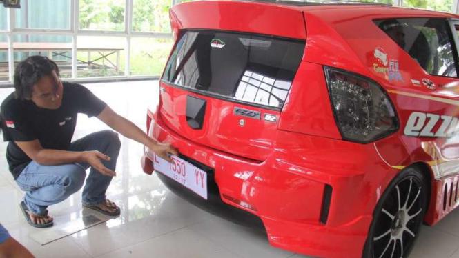 Presiden Jokowi Akan Gunakan Mobil Listrik Buatan Indonesia
