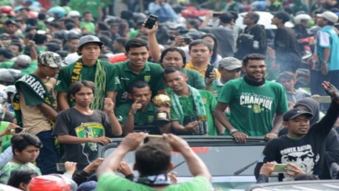 Trauma, Persebaya Tolak Jadi Tuan Rumah Piala Presiden 2018