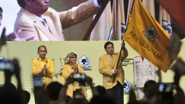 Penutupan Munaslub Partai Golkar 2017.